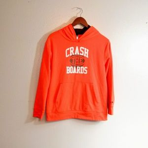 Champion Duo Dry Crash The Boards Hoodie (12-14)